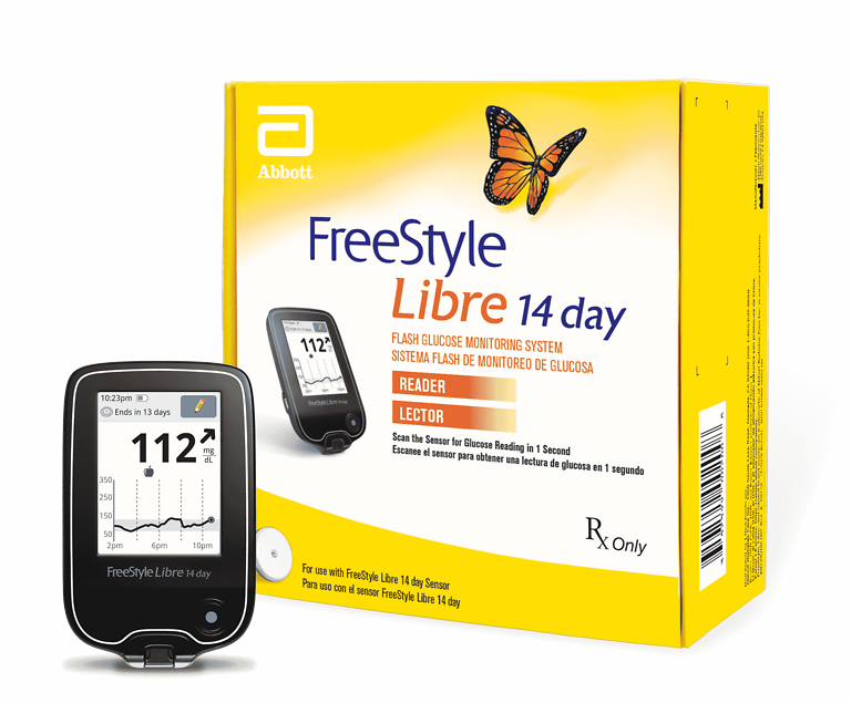 Personal CGM Coverage | FreeStyle Libre
