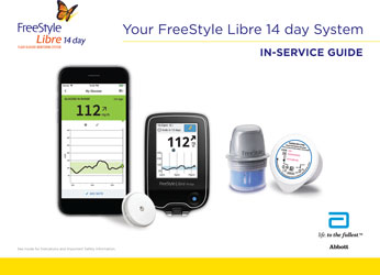 Download the FreeStyle Libre 14 Day System In-Service Guide